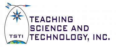 Logo of Teaching Science and Technology Inc.